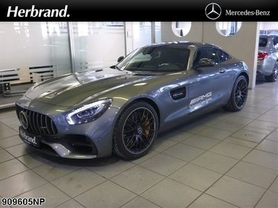 gebraucht Mercedes AMG GT S AMG Perfor.Sitze AMG Carbon Paket Ext.1