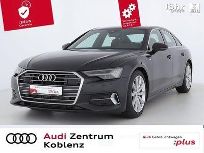 gebraucht Audi A6 50 TDI quattro S line Matrix B+O Leder