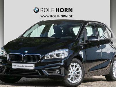 gebraucht BMW 220 Active Tourer Advantage Aut. Klima PDC LED