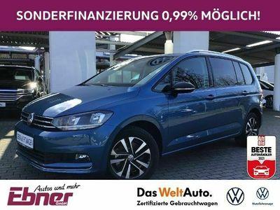 gebraucht VW Touran 2.0 TDI IQ DRIVE