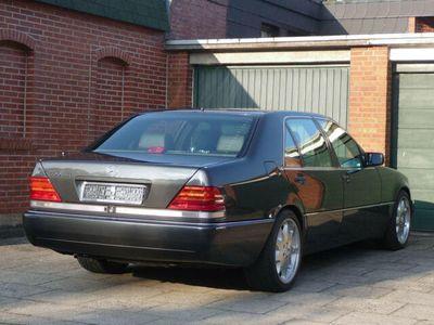 used Mercedes 600 W1407.0 Lotec Spitzenfahrzeug