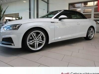 gebraucht Audi A5 Cabriolet sport 40 TDI 140 kW (190 PS) S tronic