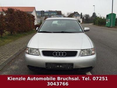 gebraucht Audi A3 1.6 Ambiente**Allcantara**Schiebedach**5Türig