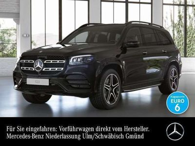 gebraucht Mercedes GLS400 d 4M AMG WideScreen 360° Multibeam AHK