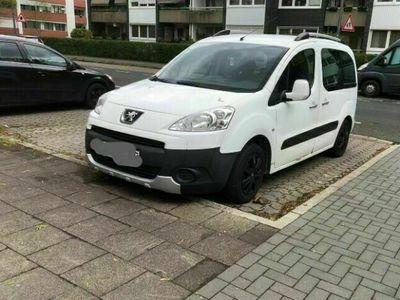 gebraucht Peugeot Partner Tepee HDi FAP 90 Tendance