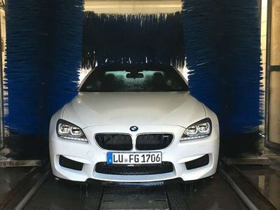 gebraucht BMW M6 Competition Frozen White