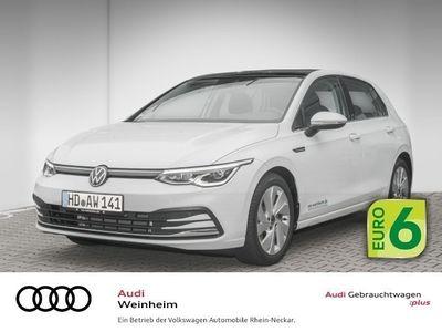 gebraucht VW Golf VIII 1.5 TSI First Edition BMT Digital-Tacho LED Panorama uvm BH