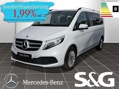 gebraucht Mercedes V220 d 4MATIC EDITION Kompakt