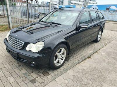 gebraucht Mercedes C200 C 200CDI T CLASSIC