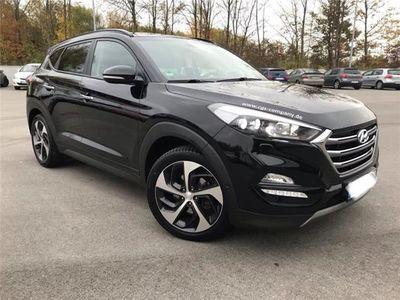 gebraucht Hyundai Tucson 2.0 CRDi 4WD Automatik Premium