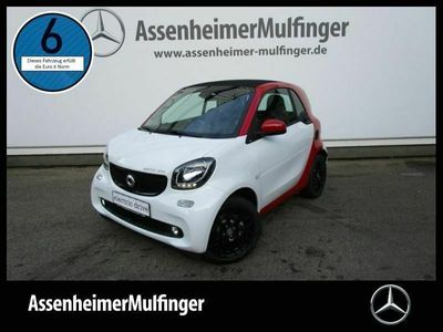 käytetty Smart ForTwo Electric Drive coupe *prime/navi/sport