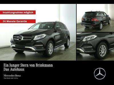 gebraucht Mercedes GLE350 d 4MATIC EXCLUSIVE/COMAND/PANO/AHK/LED Comand/SHZ