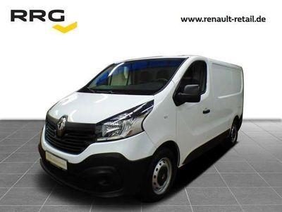 gebraucht Renault Trafic Kasten L1H1 2,7t dCi 95 EU6 Komfort