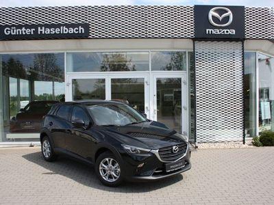 gebraucht Mazda CX-3 L SKYACTIV-G 121 FWD 5T 6GS AL-EXCLUSIVE