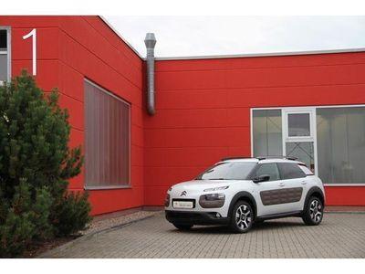 gebraucht Citroën C4 Cactus PureTech 82 ETG Shine - Navi u.a.