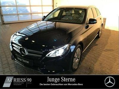 gebraucht Mercedes C350e T Fahrassi P Comand Airmatik 360 LED