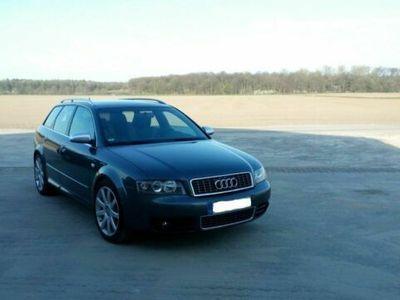 gebraucht Audi S4 B6 mit Vialle LPG/Steuerkette neu ...