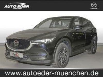 gebraucht Mazda CX-5 2.2 SKYACTIV-D 184 Sports-Line AWD EURO 6d-TE (Nav