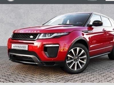 gebraucht Land Rover Range Rover evoque TD4 Aut. HSE Dynamic