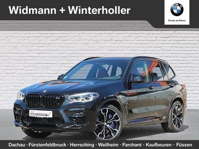 gebraucht BMW X3 M Gestiksteuerung M Competition Head-Up DAB