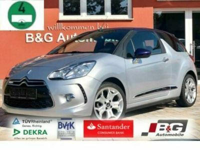 gebraucht Citroën DS3 Cabriolet SoChic*Leder*Navi*