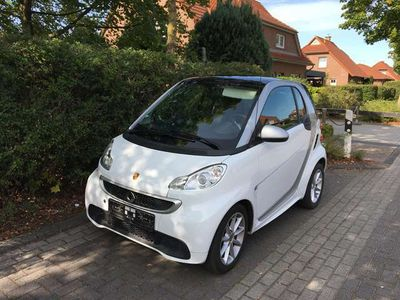 gebraucht Smart ForTwo Coupé softouch passion micro hybrid drive