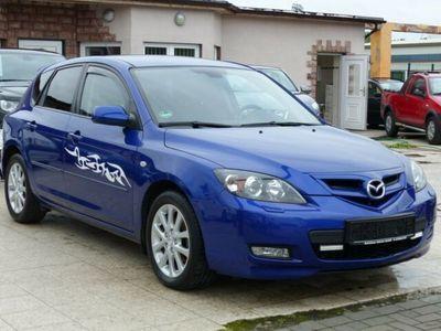 used Mazda 3 1.6 Sport Klima, 8-fach bereift, Sitzheizung