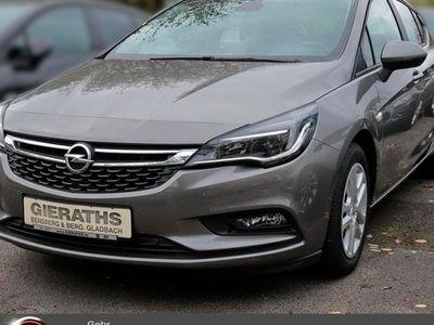 gebraucht Opel Astra Enjoy 110kW Klimaautomatik