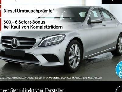 gebraucht Mercedes C200 d Avantgarde LED Keyl-GO Kamera PTS Sitzh