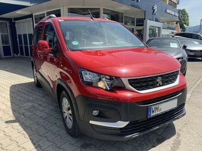gebraucht Peugeot Rifter 1.2 PureTech 110 Act. L1 Stop/Start, Sicherheitspa
