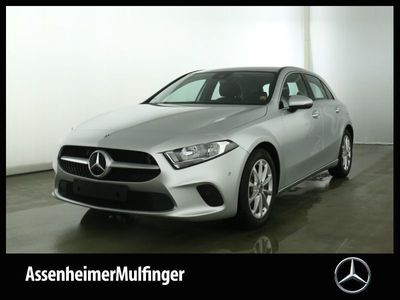 gebraucht Mercedes A200 Progressive **MBUX/Navi/Spurhalte/Park