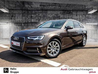 gebraucht Audi A4 Avant 35TFSI design LED Navi Climatr Einparkh