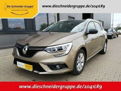 gebraucht Renault Mégane GrandTour TCe 140 EDC Limited Deluxe RFK