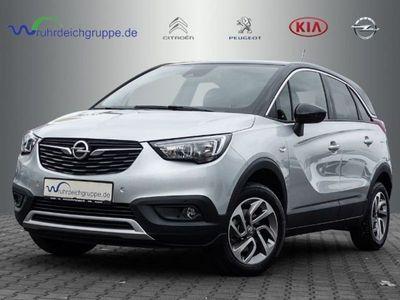 gebraucht Opel Crossland X 1.2 Turbo INNOVATION +SHZ+PDZ+BT+