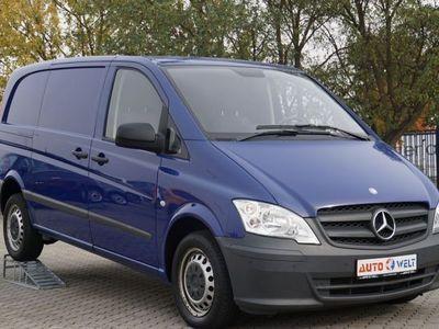 gebraucht Mercedes Vito 113 CDI kompakt Klima RCD PDC Sitzheizung