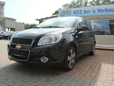 gebraucht Chevrolet Aveo 1.2.Euro 4.Klimaanlage.TÜV:HÜ.07.2020.