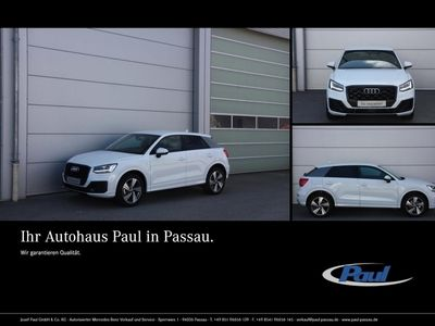 gebraucht Audi Q2 Q 2 sportS-Line plus LED MMI 18'' S-tro
