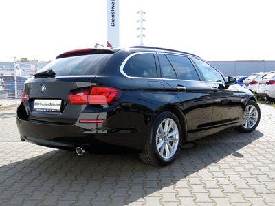gebraucht BMW 535 dA Touring Comfort SPORT-AUTOMATIK HEAD-UP
