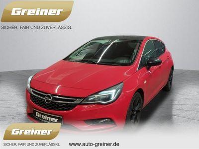 gebraucht Opel Astra 5-Türer Dynamic 1.4 DAB+/LRHZ SHZ/PDC