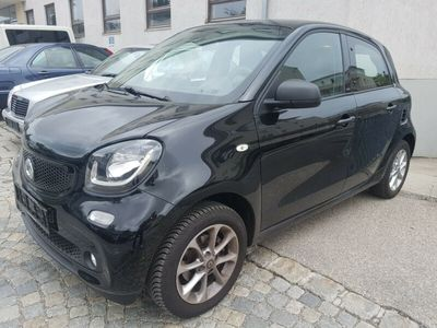 used Smart ForFour 1.0 52kW edition blackbuster*PDC*SHZ*