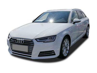 gebraucht Audi A4 A4Avant Sport 3.0 TDI qu. S-tronic LED Navi DAB