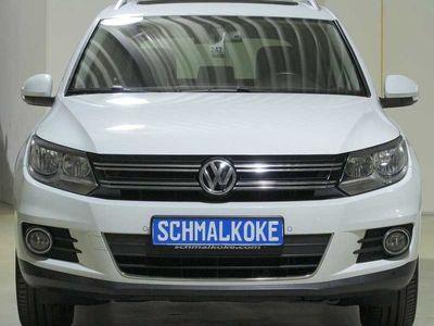 gebraucht VW Tiguan TDI2.0 DPF 4Mot DSG Sport&Style eSAD Klim