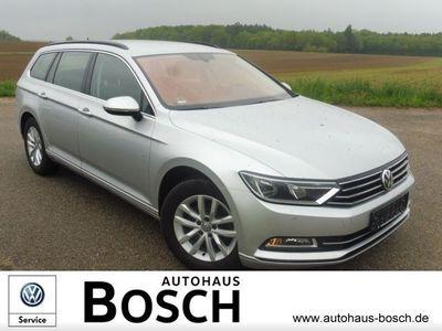 gebraucht VW Passat Variant 2.0 TDI BMT Comfortline Euro 6 DSG (Navi Klima Ein