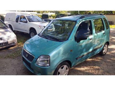używany Suzuki Wagon R+ 1.3 TÜV NEU