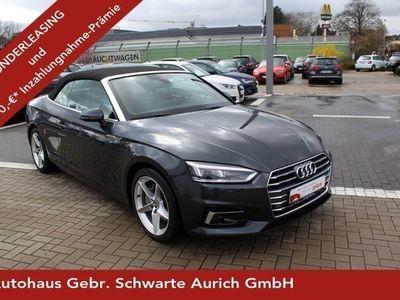 gebraucht Audi A5 Cabriolet sport 2.0 TDI 140 kW (190 PS) S tronic
