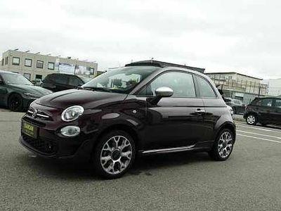 gebraucht Fiat 500C Neu Cabrio 1.0 RockStar+Hybrid+NAVI+DAB+UConnect+LMF+