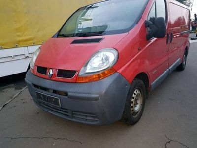 second-hand Renault Trafic 1,9