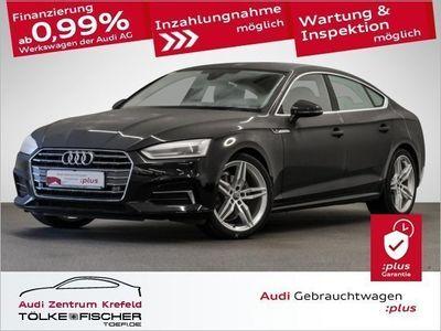 gebraucht Audi A5 Sportback 35 TDI S line S tronic Sportpaket