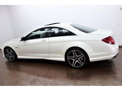 gebraucht Mercedes CL63 AMG AMG Leder/Navi/Xen/Night/Rückf/Key/20-Zoll