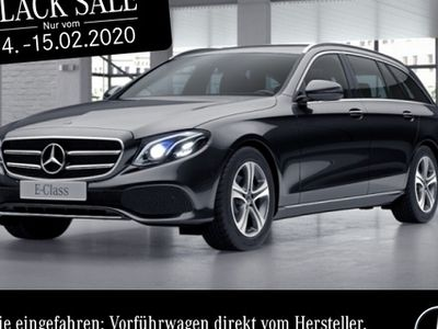 gebraucht Mercedes E200 Avantgarde Multibeam SHD AHK Kamera PTS 9G